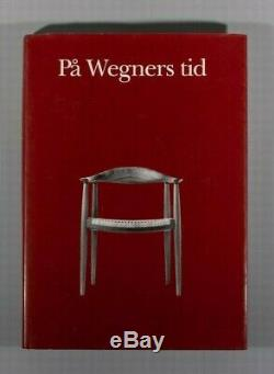 Moller Svend Erik På Wegners rare Hans Wegner book