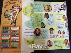 Nickelodeon Magazine 10th Birthday Issue! (Aug. 2003 Rare Vintage Collectable)