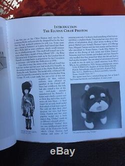 Old Rare Antique Vintage Farnell Dinky Dog Chloe Preston Book & His Original Eye