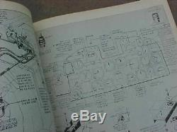 Original Wwii Rare Usaaf P-47 Thunderbolt Illustrated Parts Catalog By Republic