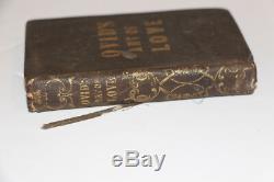 Ovid's Art of Love in Three Books Antique Erotica Rare Hard to Find Book
