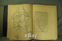 Piri Reis Kitabi Bahriye Istanbul rare antique old book navigator maps Turkish