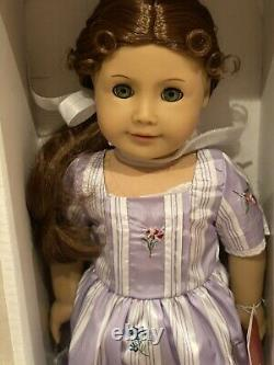 Pleasant Company American Girl FELICITY Doll NEW with Book & Stand Rare/Retired