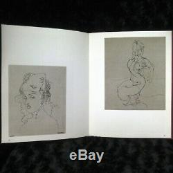 RARE 1967 First Edition THE DRAWINGS OF HANS BELLMER #188 /1000 Hard Cover withDJ