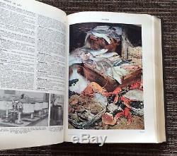 RARE 1st Edition VINTAGE 1938 Larousse Gastronomique Encyclopedia of Cookery
