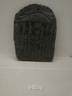 RARE ANCIENT EGYPTIAN ANTIQUE BOOK DEAD Stella 1458-1253 BC