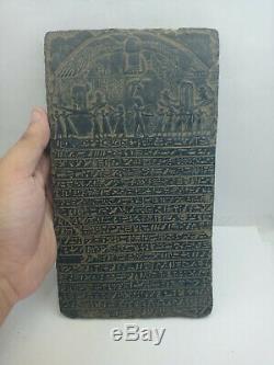RARE ANCIENT EGYPTIAN ANTIQUE BOOK DEAD Stella 1659-1548 BC (2)