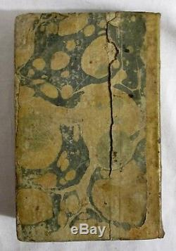 RARE Antique 1759 MEDICAL Compendium Medicinae Practicae Medicine LORENZ HEISTER