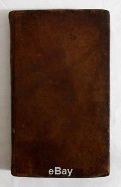 RARE Antique 1798 THE READY RECKONER Coin Money Interest EARLY AMERICAN IMPRINT