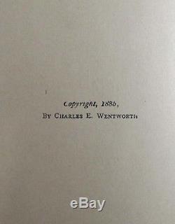 RARE Antique 1885 EDGAR ALLAN POE Poetry LENORE Occult Gothic Horror ILLUSTRATED