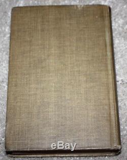 RARE Antique 1914 TY COBB BUSTING'EM baseball book Detroit Tigers