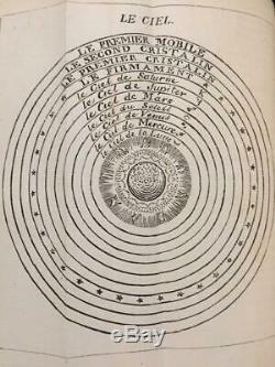 RARE Antique grimoire book magic Les Secrets Du Petit Albert c. 1868