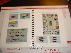 RARE Collectable Vintage OLD FLY ROD LURES Book John R Muma Signed 1991 No. 261