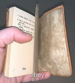 RARE Early 1900 ANTIQUE BOOK VAMPIRE BY RUDYARD KIPLING BARSE & HOPKINS NY