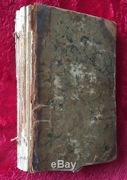 RARE MEDICINAL FORMULAS MANUSCRIPT BOOK 1870's/80's by DR. HORACE K. WILLARD
