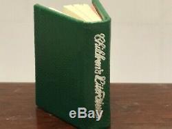 RARE Miriam Irwin REAL Miniature Book Artisan Dollhouse CHILDREN'S LITERATURE