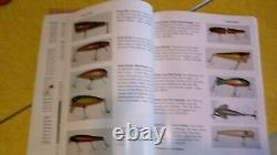 RARE Moonligt Paw Paw Bait Company Fishing Lure Book Reed Stockman & Scot Tougas