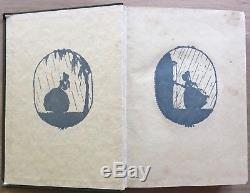 RARE Rie Cramer HANS ANDERSEN FAIRY TALES 1932 L A Govey 17 Plates Antique Book