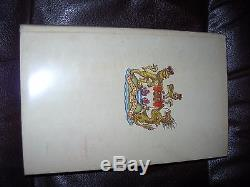 RARE SCARCE Antique Book HONG KONG Annual Report for the Year 1964 Protective