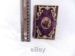 RAREAntique 1865 American Catholic's Vade MecumManual Of PrayerArtisticVGC