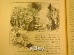 Rare Antique 1889 Mark Twain The Prince And The Pauper Book 192 Illustrations