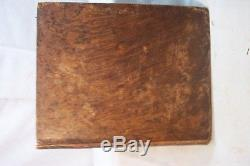 Rare Antique 200 Year Old Book The World Geography History Philosophy Blomfield