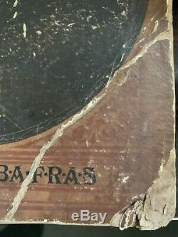 Rare Antique Astronomy Book, Half Hours With The Stars, R. A. Proctor, 1887