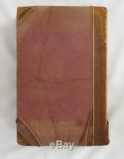 Rare Antique Book Christian Directory & Ethics Richard Baxter Puritan 1672