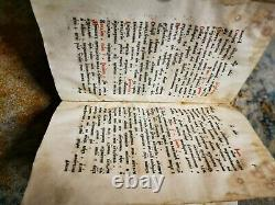 Rare Antique Book, Russian Orthodox- Mineja for May