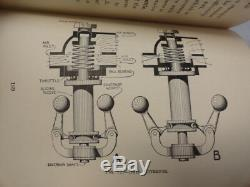 Rare Antique Gas Engines Motor Car Motorcycles 1914 Sears Special Edition Set