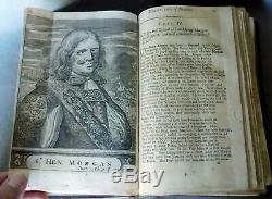 Rare Antique book History of Bucaniers in America 17th c 1699 Pirate Exquemelin