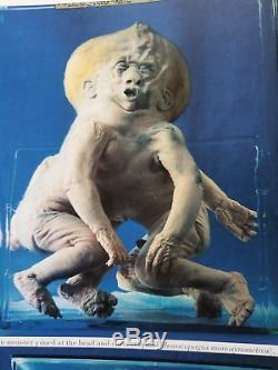 Rare Ernst Hausner Book Bizarre, Medical Oddities, Freaks, Anatomical Curiosities