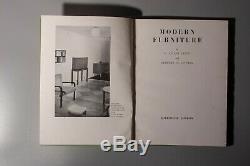 Rare Exton Littman Modern Furniture 1936 Breuer Aalto Heals Pel P E Gane Dunns