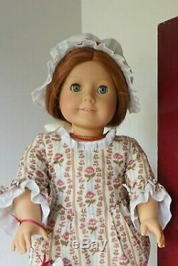 Rare First Edition Felicity Doll, Pleasant Company, Accessories and Book
