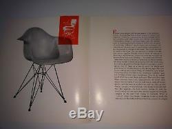 Rare Herman Miller Catalog / Book ABC of Modern Furniture c. 1950's Eames MCM