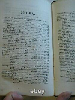 Rare Indian Physician Botanical Herbs Homeopathy Medicine Hunting Antique Book