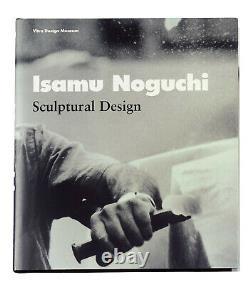 Rare Isamu NOGUCHI Japan Design Book VITRA. Mid Century Modern 50s 60s 70s Mint