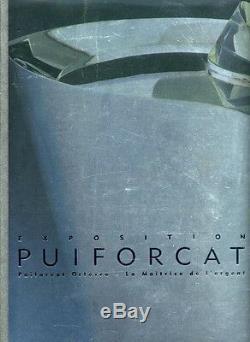 Rare Japanese Bk Puiforcat Silver French Art Deco