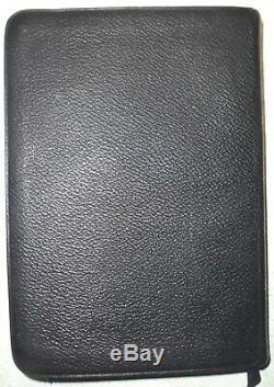 Rare KJV Cambridge Pitt Minion 8vo India Paper/ French Morocco/ C C Refs/Concord