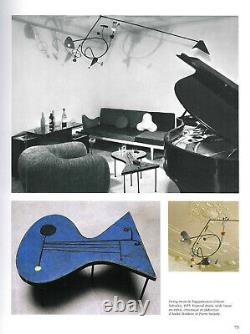 Rare Les Decorateurs Des Annees 50 Mid Century Modern Design Jean Royere PROUVE