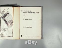 Rare Lotz Wie Richte ich meine wohnung ein Bauhaus Gropius Wagenfeld Breuer 1930