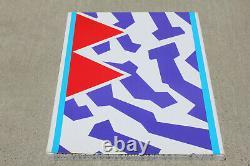 Rare Memphis MILANO Design Book Mid Century Modern 80s Ettore Sottsass Book
