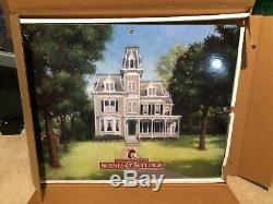 Rare New Retired American Girl Samantha Scenes and Settings Backdrop Book NRFB