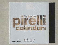 Rare PIRELLI Complete Calendars Photography Helmut Newton Era 1960s 70s New