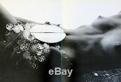 Rare Paco RABANNE Mid Century Modern Space Age Helmut Newton Eames Era 1960s 70s