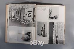 Rare Pica Triennale Milano 1957 Sottsass Sarfatti Flavio Poli Eames Juhl
