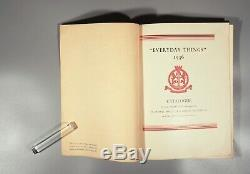 Rare RIBA British Art in Industry 1936 catalogue Gerald Summers Keith Murray