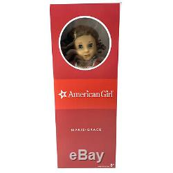 Rare Retired New in Box! American Girl Marie Grace Doll & Book! Complete