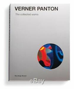 Rare Verner PANTON Space Age Design Book VITRA. Mid Century Modern 60s 70s Mint