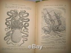 Rare Victorian Science Bible Geology Dinosaurs Evolution Fossils Primeval Ma